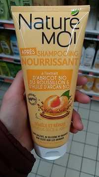 NATURÉ MOI  - Après shampoing nourrissant cheveux secs & abîmés