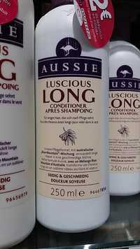 AUSSIE - Luscious Long conditionner après shampooing