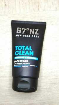 67° NZ - Total clean - Men skin care
