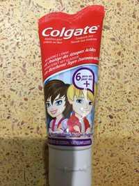 COLGATE - Dentifrice pour enfants au fluor