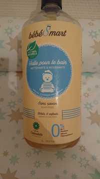 SMART - Bébé - Huile pour le bain sans savon