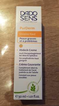 Dado Sens - Purderm - Crème couvrante