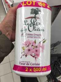 LE PETIT OLIVIER - Fleur de cerisier - Crème douche extra douce
