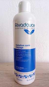 Rivadouce - Solution sans rinçage corps & visage