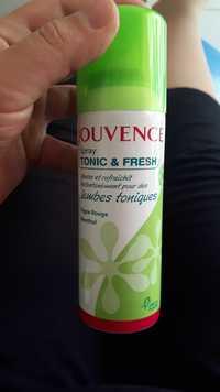 JOUVENCE - Spray tonic & fresh pour des jambes toniques