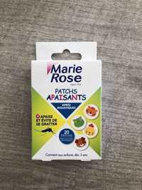 MARIE ROSE - Patchs apaisants - Après moustiques