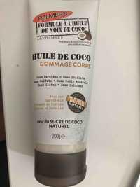 PALMER'S - Formule à l'huile de noix de coco - Gommage corps