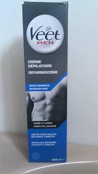 Veet - Men - Crème dépilatoire