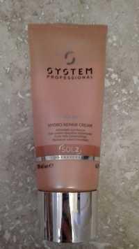 SYSTEM PROFESSIONAL - Solar - Hydro repair cream