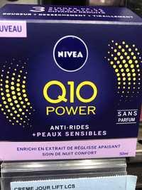 Nivea - Q10 power - Anti-rides