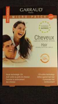 GARRAUD - Micro-patch - Complexe fortifiant intégral cheveux
