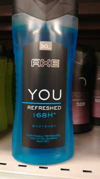 AXE - You refreshed bodywash 68h