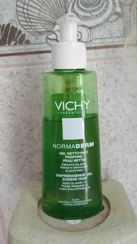 VICHY - Normaderm - Gel nettoyant profond peau nette