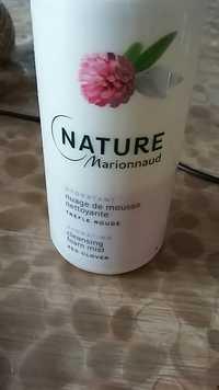 MARIONNAUD - Nature - Nuage de mousse nettoyante
