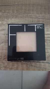 Maybelline - Fit me! - Poudre compacte