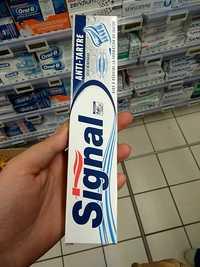 SIGNAL - Anti-tartre - Dentifrice