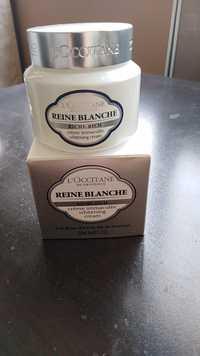 L'OCCITANE - Reine blanche riche - Crème immaculée