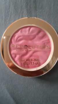MAKEUP REVOLUTION - Pink lady - Blusher reloaded