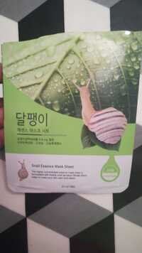 ESFOLIO - Snail Essence Mask Sheet