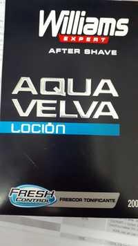 WILLIAMS - Expert aqua velva - After shave locion