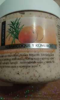 BIOSECRETS - Albaricoque y Romero - Exfoliante para rostro y cuerpo