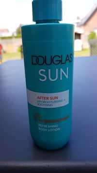 DOUGLAS - Sun - After sun refreshing body lotion 24h