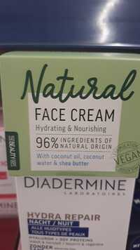 DIADERMINE - Hydra  repair - Natural -  Face cream