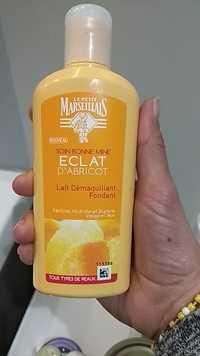 LE PETIT MARSEILLAIS - Eclat d'abricot - Lait démaquillant fondant