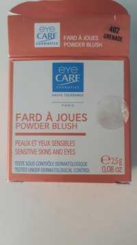 Eye Care - Peaux et yeux sensibles - Fard à joues