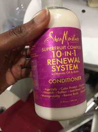 SHEA MOISTURE - Superfruit complex - 10-in-1 renewal system conditioner