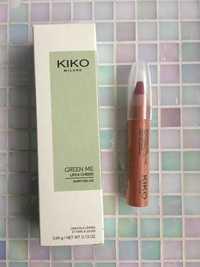 Kiko - Green me - Crayon à lèvres et fard à joues