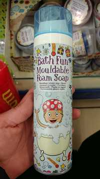 Bath Fun - Savon moussante à mouler