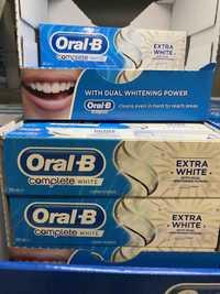 ORAL-B - Extra White - Fluoride toothpaste