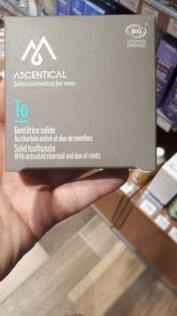 Ascentical - To - Dentifrice solide