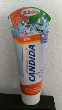 LILIBIGGS - Candida - Dentifrices kids 0-6 ans