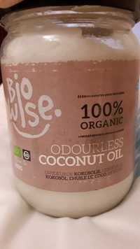 Bio Wise - Odourless - Coconut oil