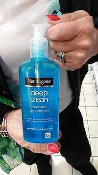 Neutrogena - Deep Clean - Gel nettoyant vivifiant