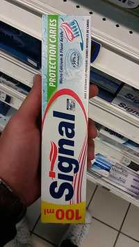 Signal - Dentifrice Protection caries