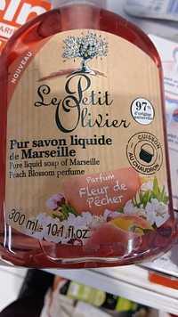 LE PETIT OLIVIER - Pur savon liquide de Marseille