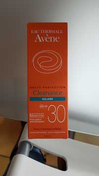 AVÈNE - Cleanance solaire SPF 30