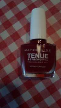 MAYBELLINE - Tenue & Strong pro - Vernis à ongles