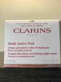 CLARINS - Soins premiers signes de l'âge