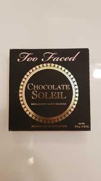 TOO FACED - Chocolate soleil - Medium deep matte bronzer