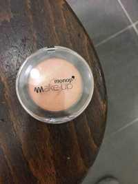 MONOPRIX - Monop' make-up - Ombre à paupières 22 corail clair nacré