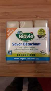 BIOVIE - Ecologique - Savon détachant