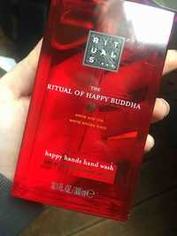 Rituals - The ritual of happy buddha - Happy hands hand wash
