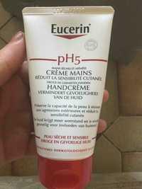Eucerin - pH5 - Crème mains
