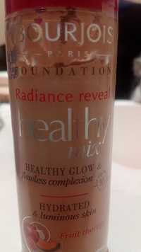 Bourjois - Healthy Mix Foundation n° 55 dark beige