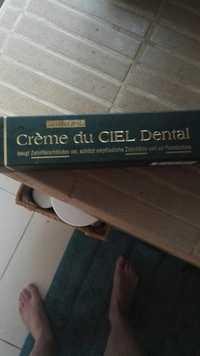 Charismon - Crème du ciel dental