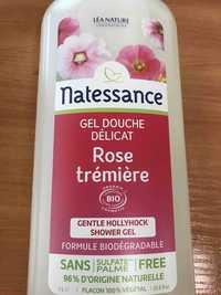 Léa Nature - Natessance - Gel douche délicat rose trémière